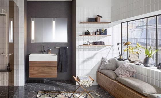meuble salle de bain burgbad crono